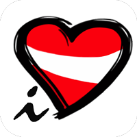 The iAustria app for iOS and Android